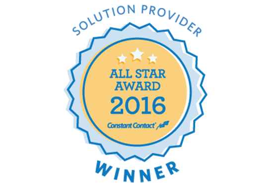 All Star Award for Email Marketing